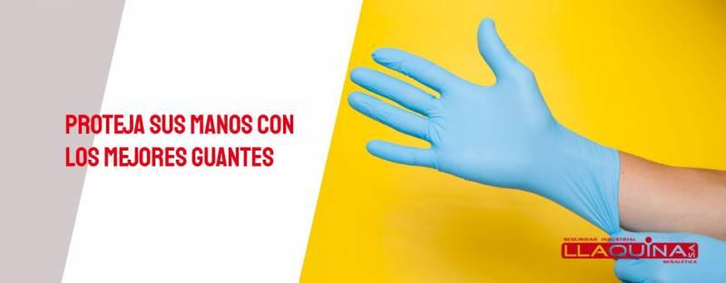 Proteja sus manos con los mejores guantes