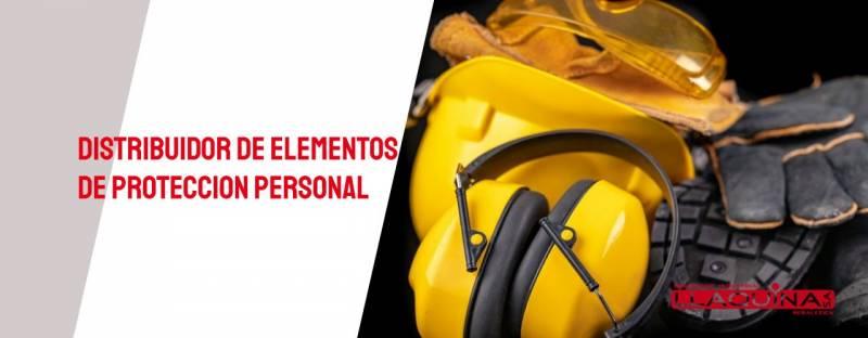 Distribuidor de elementos de protección personal