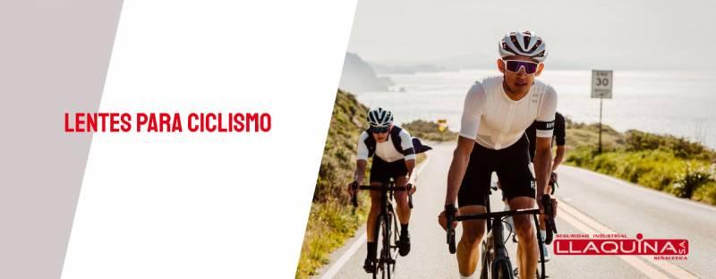 Lentes para ciclismo: qué se debe tener en cuenta al momento de elegir el modelo correcto