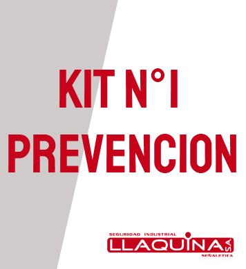 KIT PREVENCION N° 1