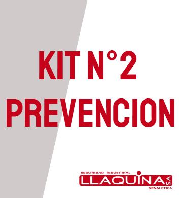 KIT PREVENCION N°2