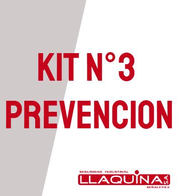 Kit Prevencion N° 3