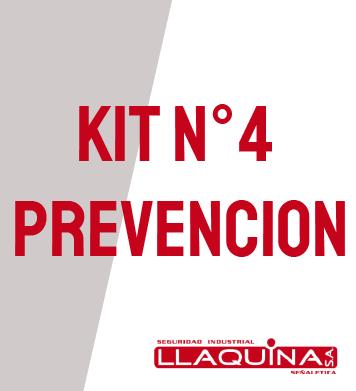 Kit Prevencion N° 4