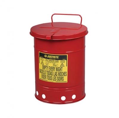 Tanque Para Desechos Aceitosos 23 Lts Apertura Manual Justrite 9110