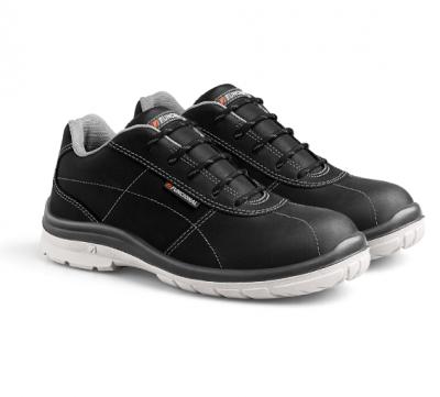 Zapato De Seguridad Funcional City Black