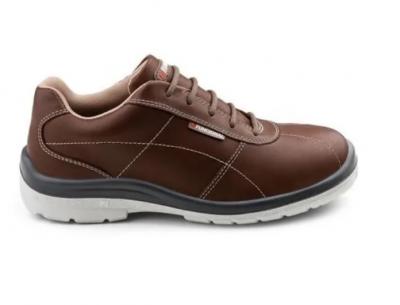 Zapato De Seguridad Funcional City Brown
