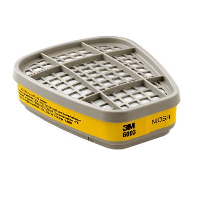 3m Filtro 6003 Para Vapores Organicos Y Gases Acidos