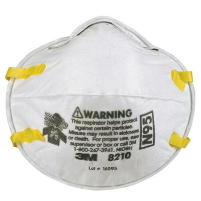 Respirador Descartable 3m-8210 X 20 U.