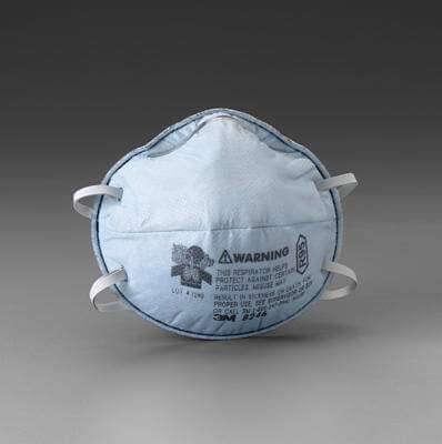 Respirador Descartable 3m-8246