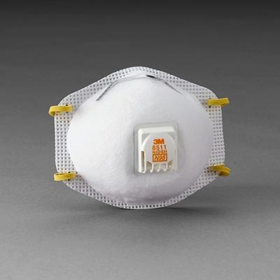 Respirador Descartable 3m-8511