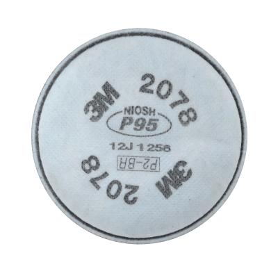 3m Filtro 2078 P95 Para Vapores Organicos Y Gases Acidos