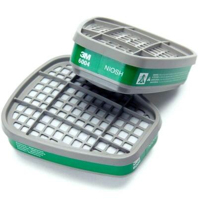 3m Filtro 6004 Para AmonÍaco Y Metilamina