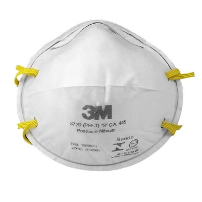 Respirador Descartable 3m-8720