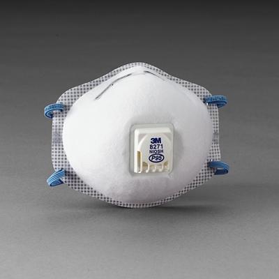 Respirador Descartable 3m-8271