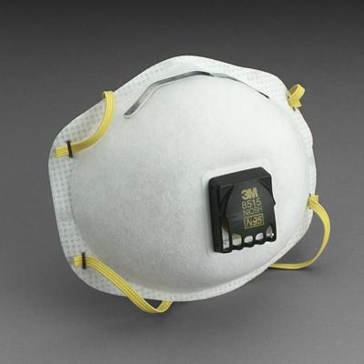 Respirador 3m-8515 N95