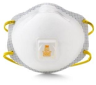 Respirador 8211-n95 Con Valvula Y Sello Facial