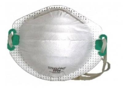 Respirador Descartable F720, Polvos Y Particulas Libre De Aceite