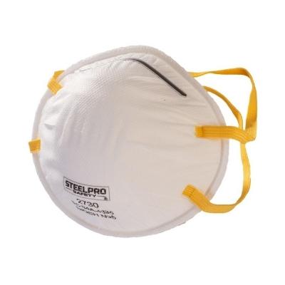 Respirador Descartable  Steelpro 2730 - N95 - Caja X 20 U.