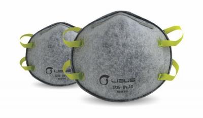 Respirador Libus 1735 N95 Para Ga/vo