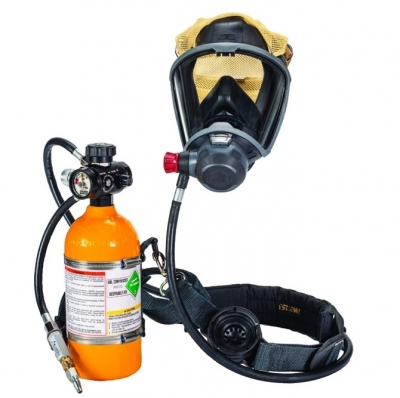 Equipo Premium De Respiracion Premaire Con Cilindro De Escape De 10